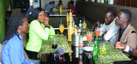 Grace Nakimera Spends Her Birthday with Street Preachers at Speak Apartments