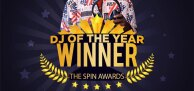 DJ Victor256 wins big at the Spin Awards20