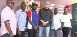 The Legendary Don Moen finally jets into Uganda
