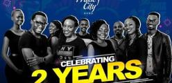 Praise City Band makes 2 years in ministry