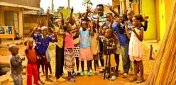 Lil Joe Goes Back in the Slums of Kawempe - Kanyanya