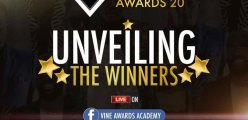 Vine Awards 2020; Unveiling the Winners