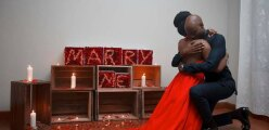 Pompi is off the Singles' Shelf Esther Chungu said Yes