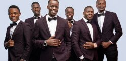 Fresh a capella melodies from Jehovah Shalom Acapella