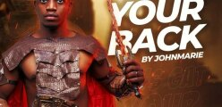 A fresh one soon coming from Johnmarie | He's Gat Your Back .