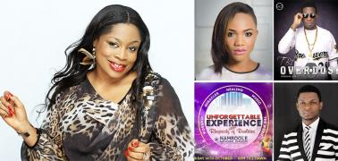 SINACH IS RETURNING TO UGANDA WITH ADA, JOE PRAIZE AND TB1 and its FREE Entrance
