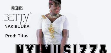 The Legendary Gospel Music Minister Betty Nakibuuka with a new audio: Nyimusizza