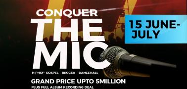 CONQUER THE MIC