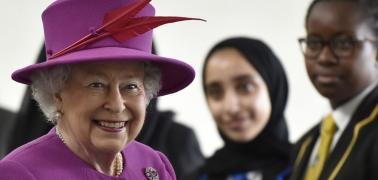 Queen Elizabeth says she will not compromise her Christian faith values, she opposes the gay marriage acts