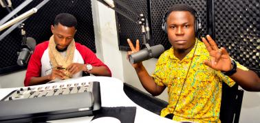 Lil Joe at 104.1 Power FM