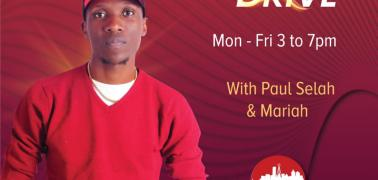 Paul Selah is Now On Kampala FM