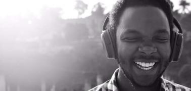 Richy Kaweesa working on a new album