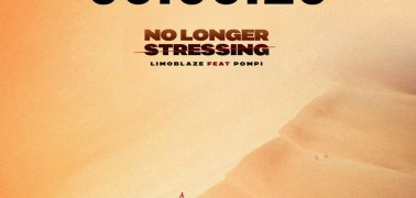Limoblaze featuring Pompi No Longer Stressing drops soon!!
