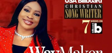 Sinach at the Top