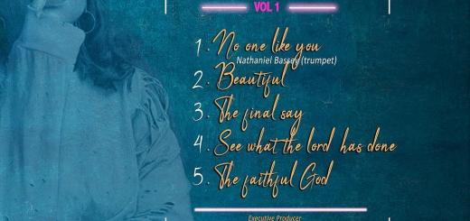 ADA's EP Vol.1 to drop on the 26th April