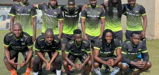A brand new Christian football club   SFC football club