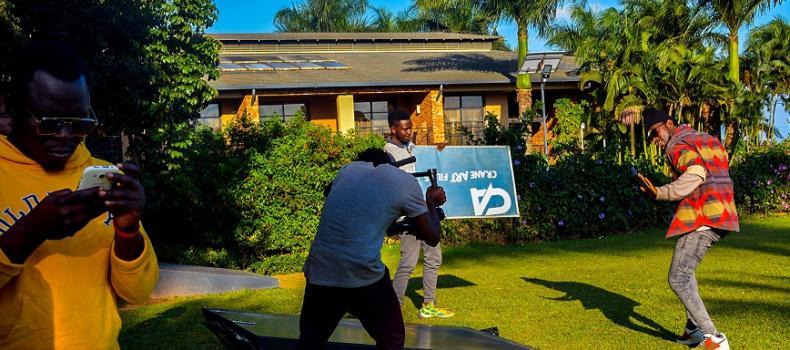 Watch What Happened At Tompitako Video Shoot | Lil Joe | Levixone