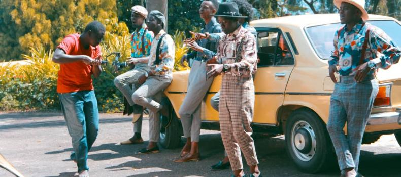 Nkwekutte Video dropping soon!! courtesy of the Spring Gents