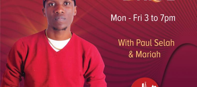 Paul Selah is Now On Kampala FM