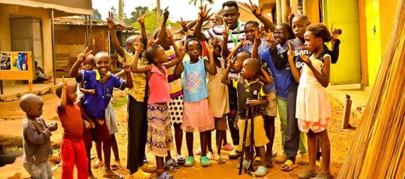 Lil Joe Goes Back in the Slums of Kawempe - Kanyanya