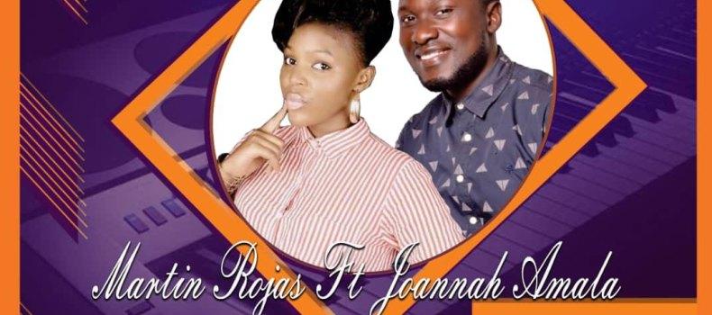 Perfect Match Audio Martin Rogers & Joannah Amala