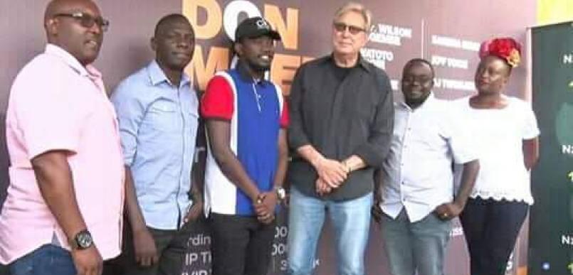 The Legendary Don Moen finally jets into Uganda