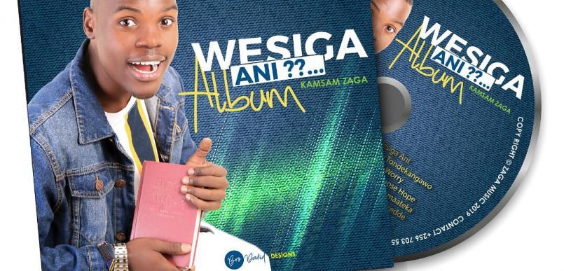 Wesiga Ani Full Album Out on Sale by Kamsam Zaga