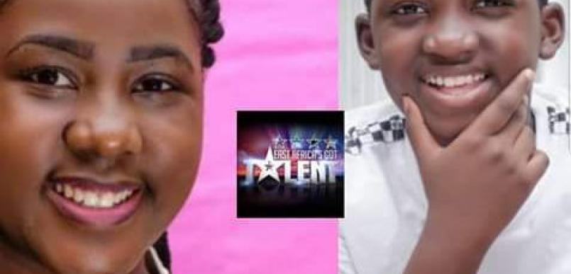 Ezekiel and Esther Mutesasira make Uganda proud in the East Africa's got talent