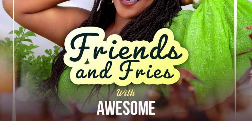 Friends and Fries with Awesome