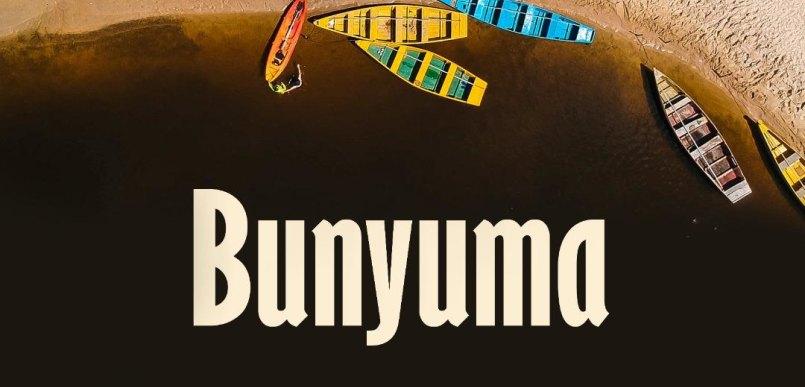 Samie Smilz with a new vibe - Bunyuma