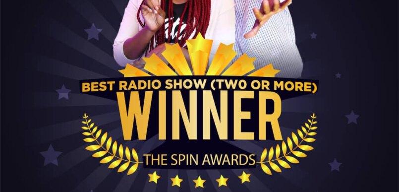 Cj And Dj duo win big at #SpinAwards20