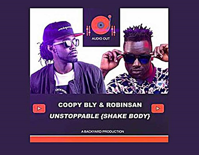 Unstoppable (Shake Body) - Coopy Bly