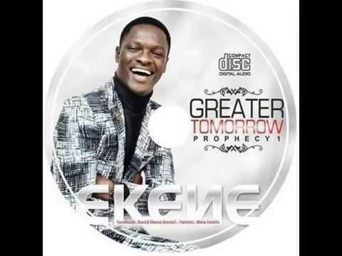 My Tomorrow Must Be Greater - David Ekene Daniels