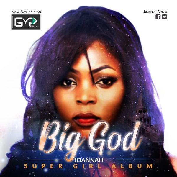 Big God - Joannah
