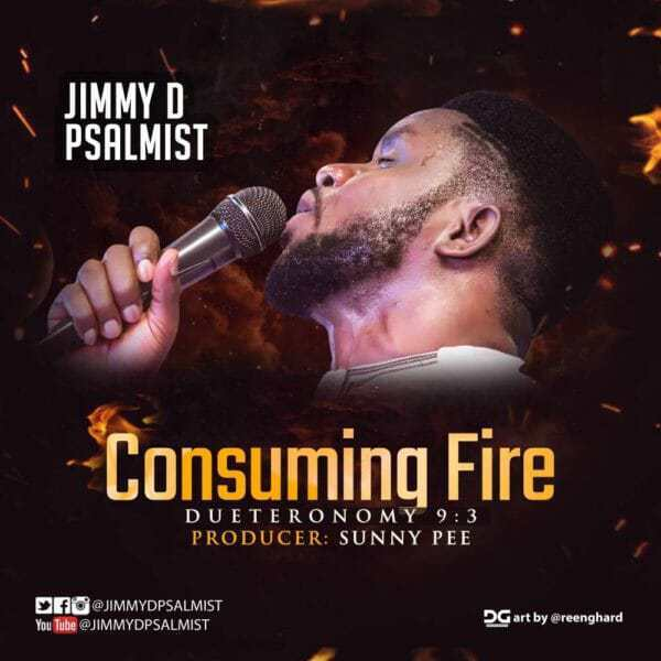 Consuming Fire by Jimmy D Psalmist | Music Download mp3