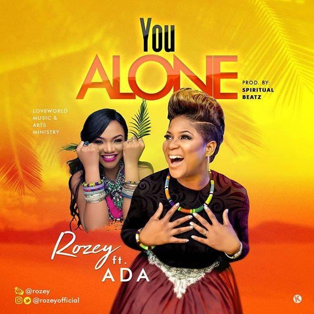 You Alone - Rozey