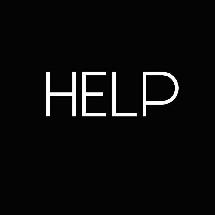 Help - Eric Campbell