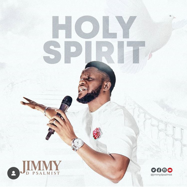 Holy Spirit - Jimmy D Psalmist
