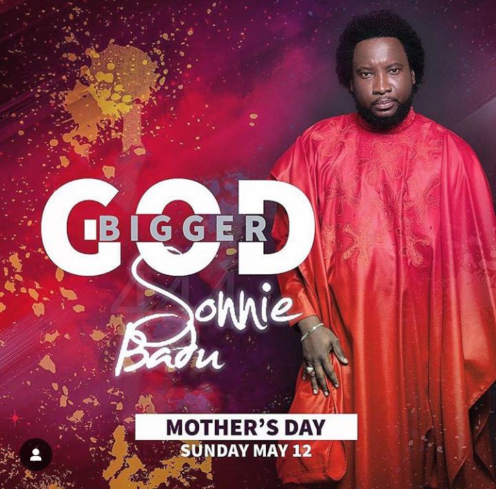 Bigger God - Sonnie Badu