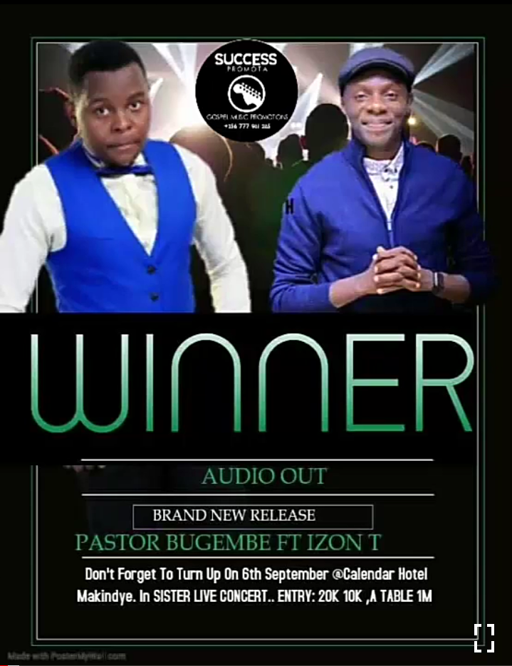 Winner by Wilson Bugembe | Music Download mp3 audio on