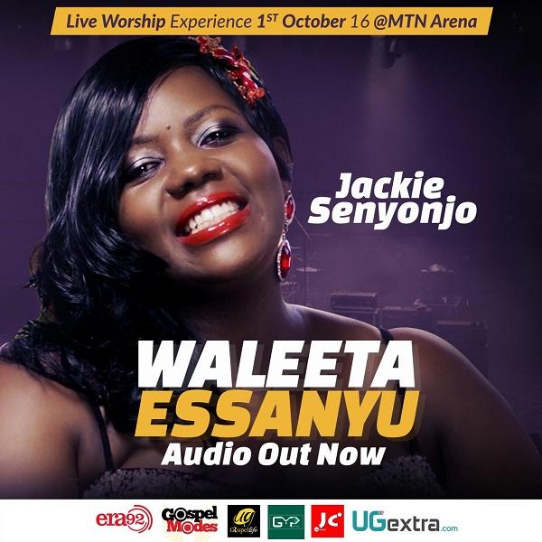 Jackie Senyonjo - Waleeta Essanyu