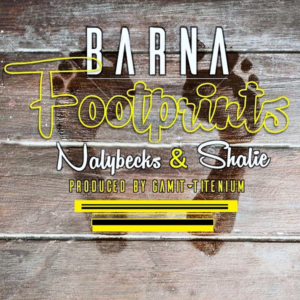 Barna - Footprints