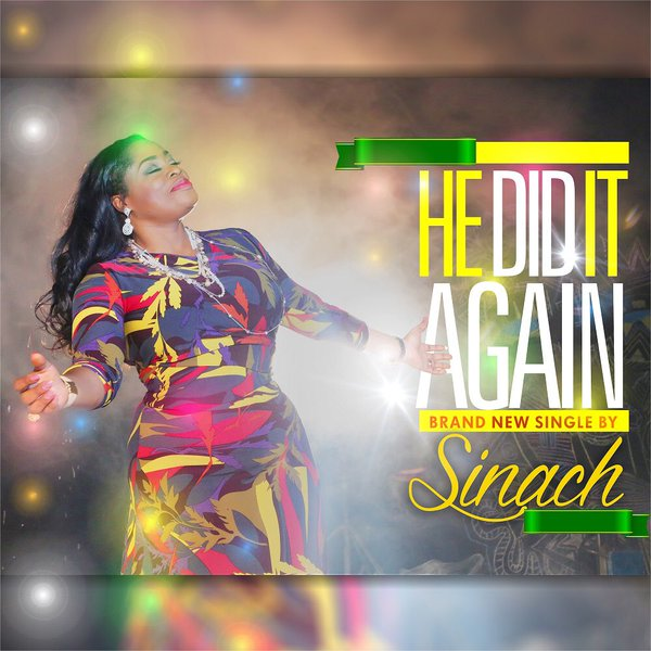 Sinach-He Did It Again