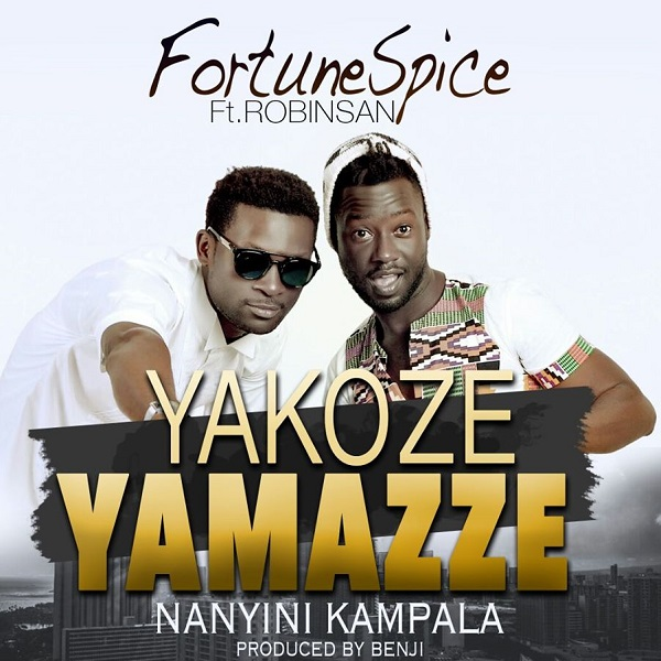 Fortune Spice ft Robinsan - Nanyini Kampala