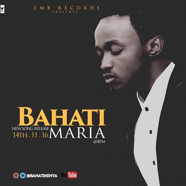 Maria by Bahati | Music Download mp3 audio on | thegmp biz