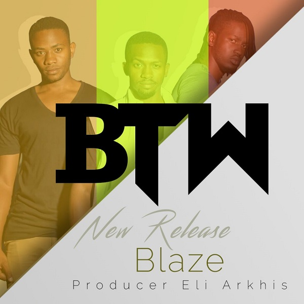 Allan Kutos ft Lex Dax, BK - BLAZE- ByTheWay(BTW)