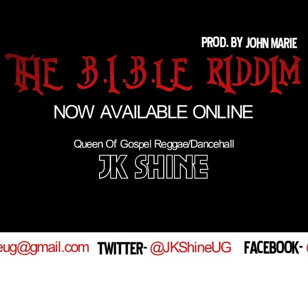 JK Shine - The Bible Riddim