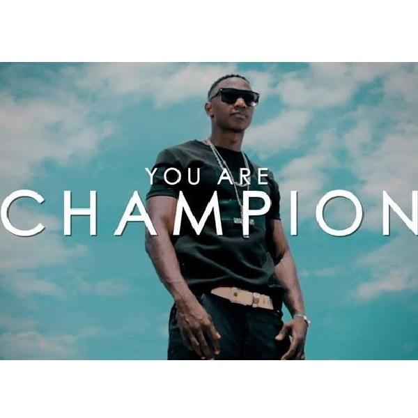 You are a Champion - Morgan Isaac