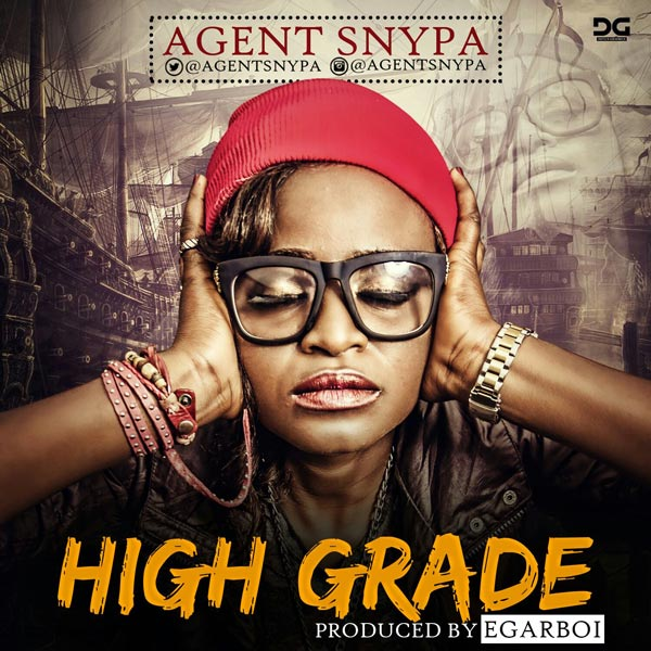 Agent Snypa - High Grade