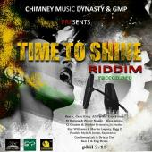 St Ronnie - Time to shine